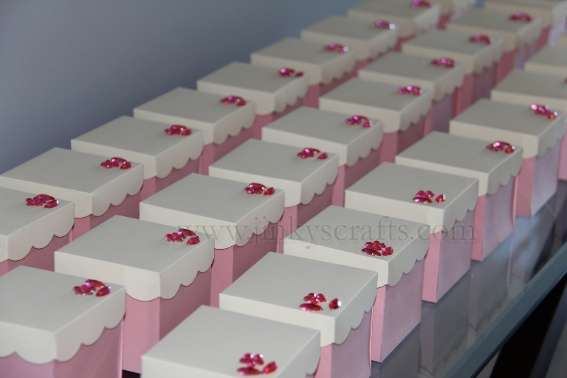 Pink & Creme Mis Quince Invitations