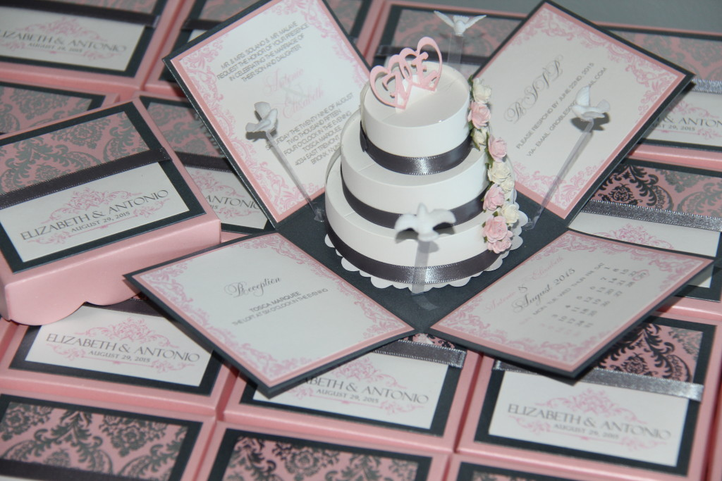 Luxury Custom Wedding Invitations