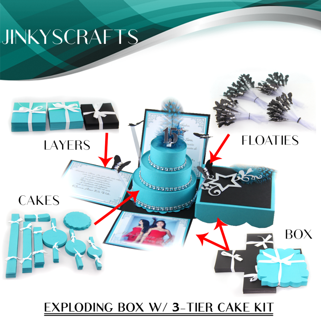 tiffany box cakes instructions