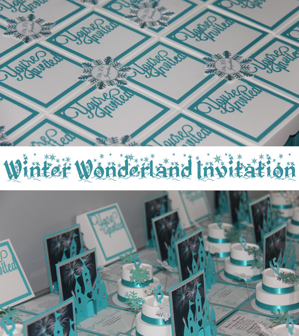 Top Winter Wonderland Themed Custom Invitations 2016